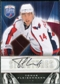 2009/10 Upper Deck Be A Player Signatures #STF Tomas Fleischmann Autograph