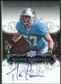 2008 Exquisite Collection Silver Holofoil #111 Dan Connor Autograph /30