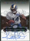 2008 Exquisite Collection Silver Holofoil #134 Keenan Burton Autograph /30