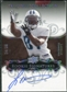 2008 Exquisite Collection Silver Holofoil #137 Lavelle Hawkins Autograph /30