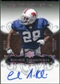 2008 Exquisite Collection Silver Holofoil #138 Leodis McKelvin Autograph /30