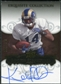 2008 Upper Deck Exquisite Collection #134 Keenan Burton Autograph /150