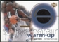 2001/02 Upper Deck Ovation Superstar Warm-Ups #KG Kevin Garnett