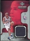 2002/03 Upper Deck Ovation Authentics Warm-Ups #RJW Richard Jefferson