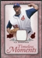 2008 Upper Deck UD A Piece of History Timeless Moments Jersey #17 C.C. Sabathia
