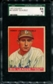 1933 Goudey Baseball #4 Henry Schuble SGC 84 (NM 7) *7003