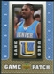 2007/08 Upper Deck UD Game Patch #N Nene