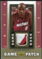 2007/08 Upper Deck UD Game Patch #AW Antoine Walker