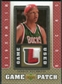 2007/08 Upper Deck UD Game Patch #CV Charlie Villanueva