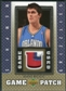 2007/08 Upper Deck UD Game Patch #DM Darko Milicic