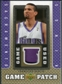 2007/08 Upper Deck UD Game Patch #FG Francisco Garcia