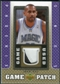 2007/08 Upper Deck UD Game Patch #GH Grant Hill