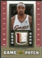 2007/08 Upper Deck UD Game Patch #GO Drew Gooden