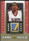 2007/08 Upper Deck UD Game Patch #MI Andre Miller