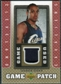 2007/08 Upper Deck UD Game Patch #SB Shannon Brown