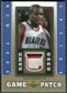 2007/08 Upper Deck UD Game Patch #ZR Zach Randolph