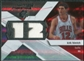 2008/09 Upper Deck SPx Winning Materials #WMJKH Kirk Hinrich