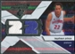 2008/09 Upper Deck SPx Winning Materials #WMJTP Tayshaun Prince