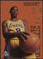 1996/97 Upper Deck Rookie Exclusives #R10 Kobe Bryant
