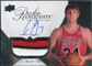 2007/08 Upper Deck Exquisite Collection #73 Aaron Gray Rookie Patch Autograph /225