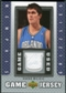 2007/08 Upper Deck UD Game Jersey #DM Darko Milicic