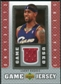 2007/08 Upper Deck UD Game Jersey #LH Larry Hughes