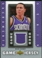 2007/08 Upper Deck UD Game Jersey #MB Mike Bibby