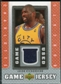 2007/08 Upper Deck UD Game Jersey #RI Jason Richardson