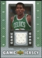 2007/08 Upper Deck UD Game Jersey #RP Robert Parish