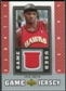 2007/08 Upper Deck UD Game Jersey #SJ Josh Smith