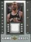 2007/08 Upper Deck UD Game Jersey #TP Tony Parker