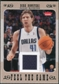 2007/08 Fleer Feel The Game #FGDN Dirk Nowitzki