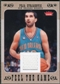 2007/08 Fleer Feel The Game #FGPS Peja Stojakovic