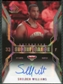 2007/08 Upper Deck SP Game Used SIGnificance #SISW Shelden Williams Autograph