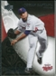 2007 Upper Deck Exquisite Collection Rookie Signatures #10 Johan Santana /99