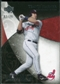 2007 Upper Deck Exquisite Collection Rookie Signatures #47 Travis Hafner /99