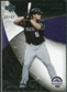 2007 Upper Deck Exquisite Collection Rookie Signatures #69 Matt Holliday /99