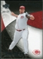 2007 Upper Deck Exquisite Collection Rookie Signatures #74 Aaron Harang /99