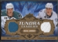 2008/09 Artifacts #TTLT Joe Thornton & Vincent Lecavalier Tundra Tandems Jersey #040/100