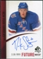 2010/11 Upper Deck SP Authentic #262 Derek Stepan Autograph /999