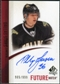 2010/11 Upper Deck SP Authentic #285 Philip Larsen Autograph /999