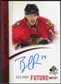 2010/11 Upper Deck SP Authentic #286 Brandon Pirri Autograph /999