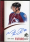 2010/11 Upper Deck SP Authentic #291 Mark Olver Autograph /999