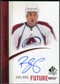 2010/11 Upper Deck SP Authentic #292 Brandon Yip Autograph /999