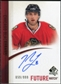 2010/11 Upper Deck SP Authentic #294 Nick Leddy RC Autograph /999