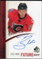 2010/11 Upper Deck SP Authentic #300 T.J. Brodie Autograph /999