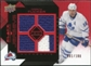2008/09 Upper Deck Black Diamond Jerseys Quad Ruby #BDJDT Darcy Tucker /100
