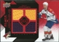 2008/09 Upper Deck Black Diamond Jerseys Quad Ruby #BDJOJ Olli Jokinen /100