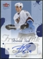 2005/06 Fleer Ultra Fresh Ink Blue #FIBG Boyd Gordon Autograph /25