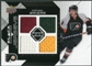 2008/09 Upper Deck Black Diamond Jerseys Quad #BDJEF Eric Fehr
